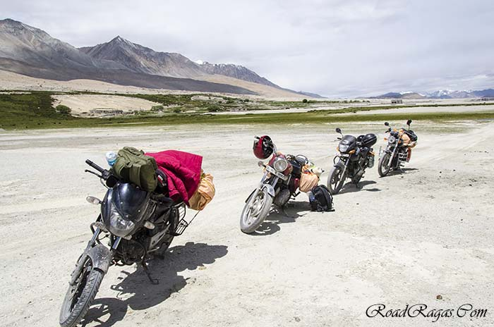 best motorcycle for Ladakh