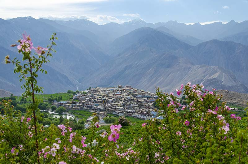 best time to visit spiti valley