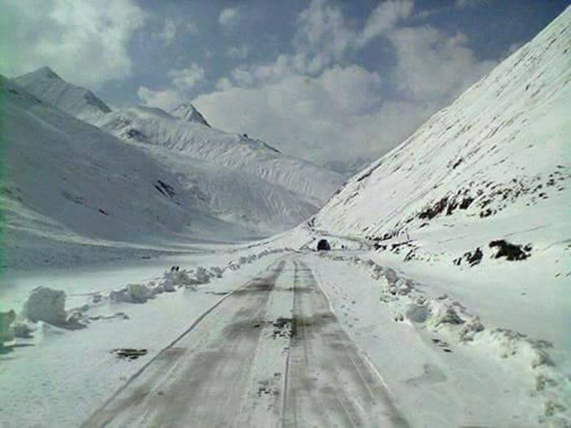 srinagar leh highway status 2017