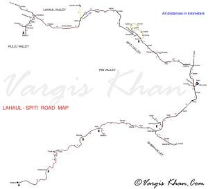 How to Plan a Trip to Chandratal Lake - Vargis Khan