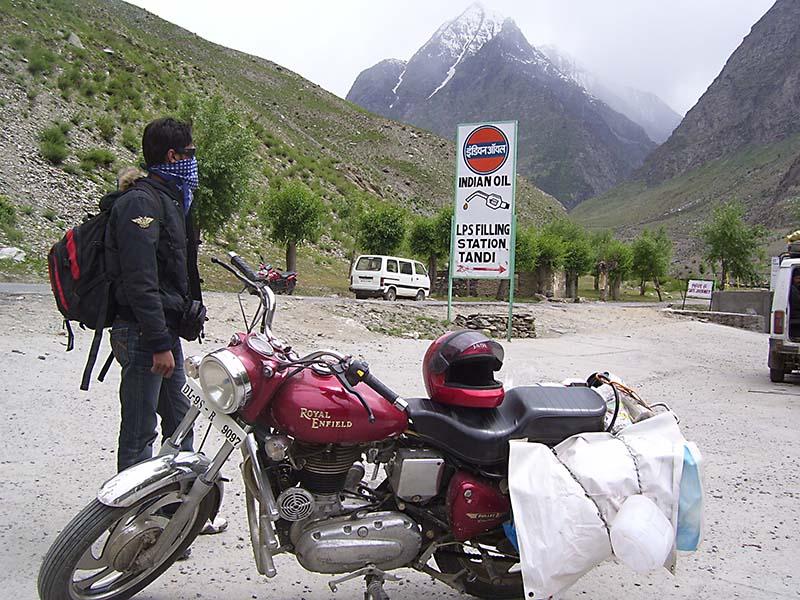 spare fuel for ladakh trip