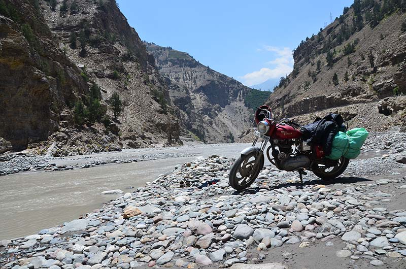 best motorcycle for spiti
