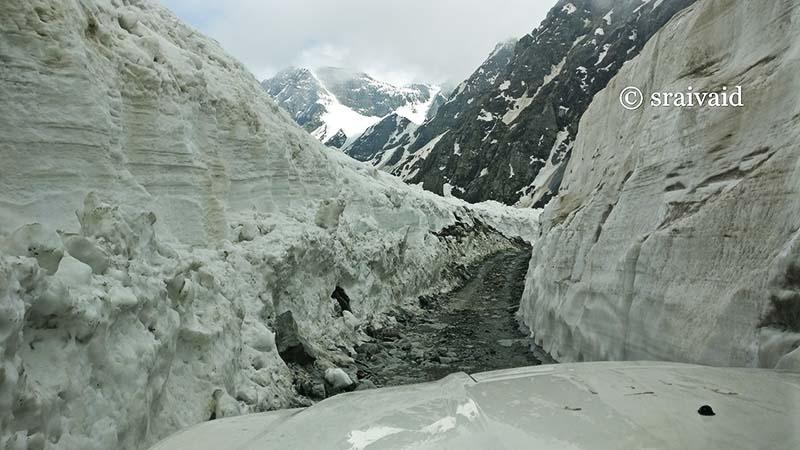 sach pass and pangi valley
