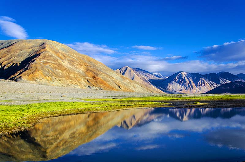 ladakh by public transport