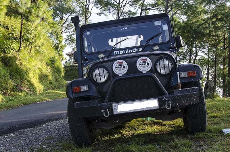 Mahindra Thar Soft Top vs Hardtop