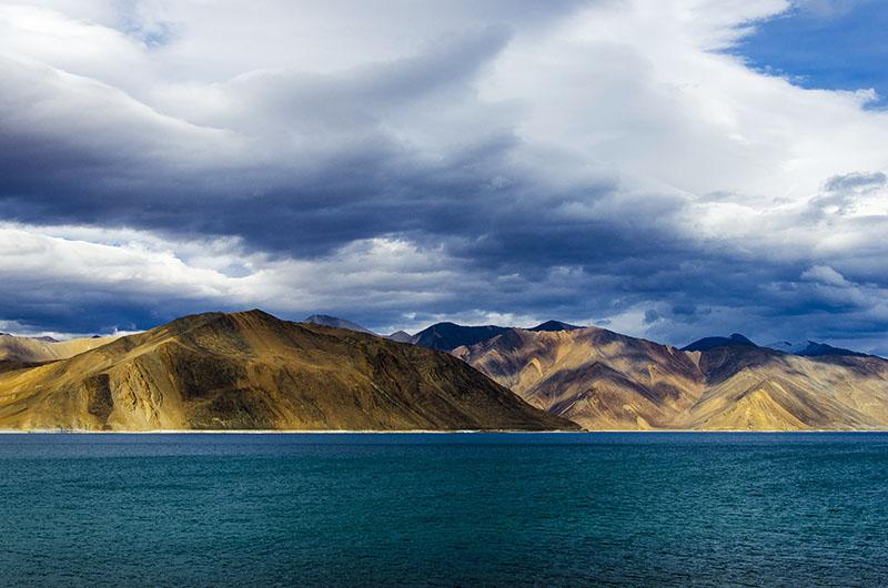 ladakh in april