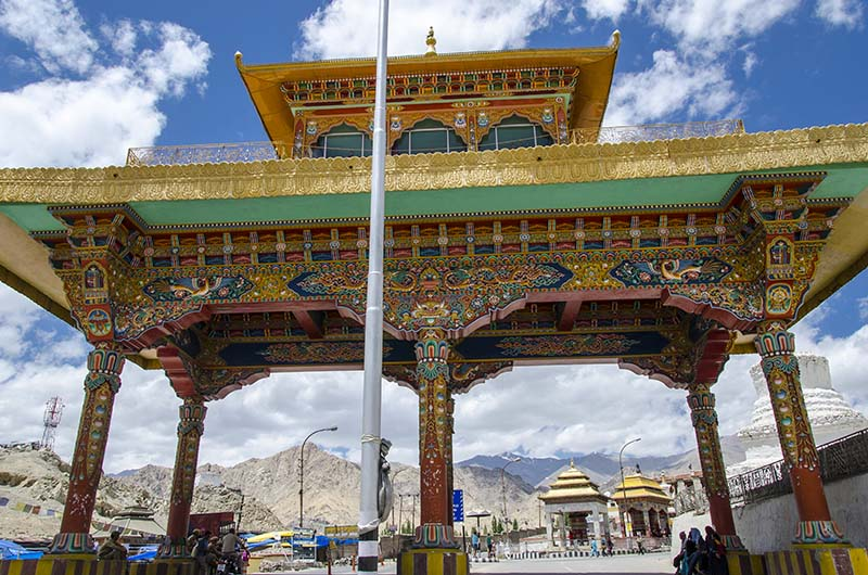 leh ladakh trip in may