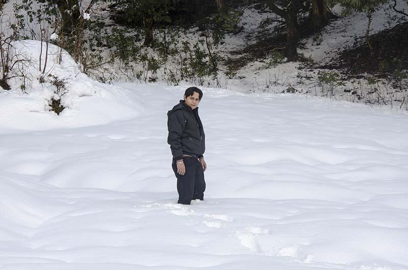easy winter treks in uttarakhand