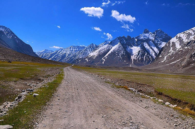 budget trip to zanskar valley