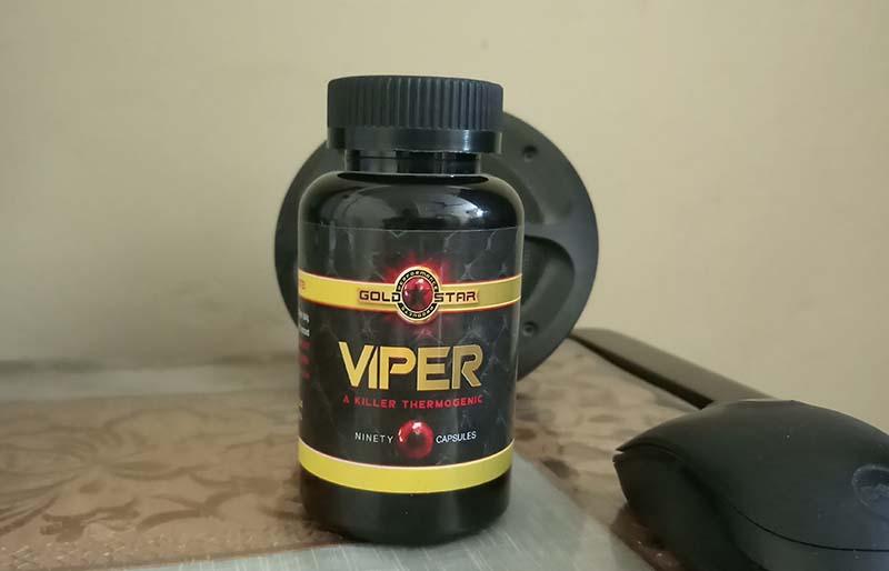 viper fat burner