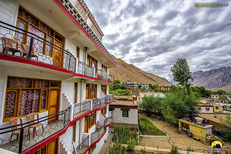 spiti valley in 8 days