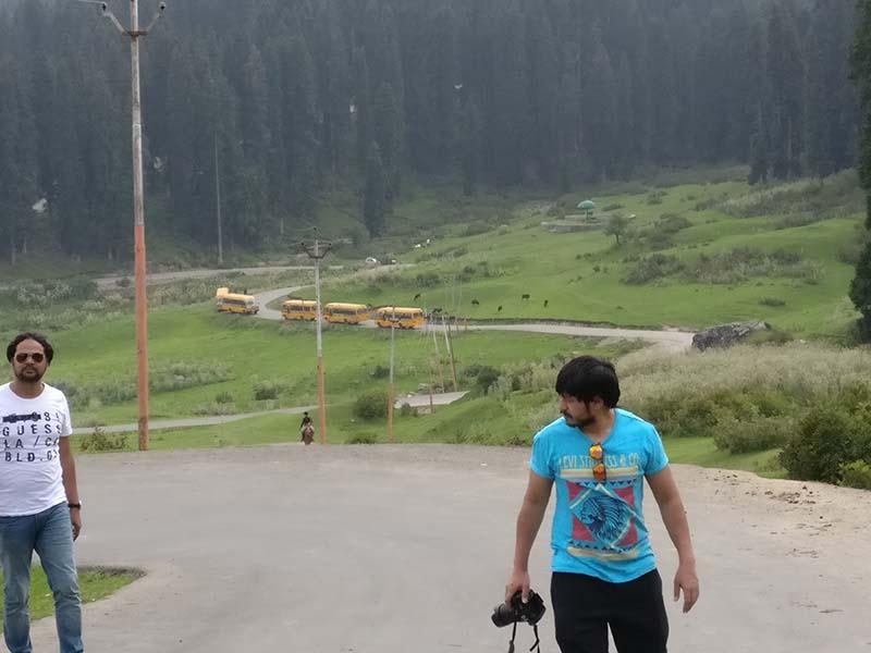 Clothes for Kashmir Trip