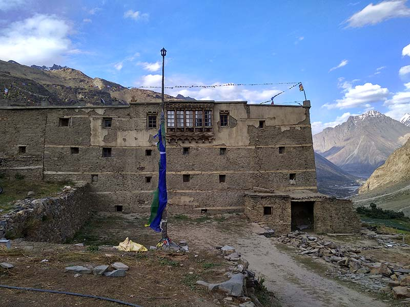 Khalsar Khar of Lahaul Valley