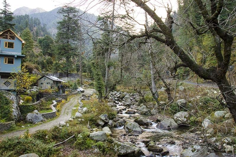 Unexplored Places in Himachal Shoja