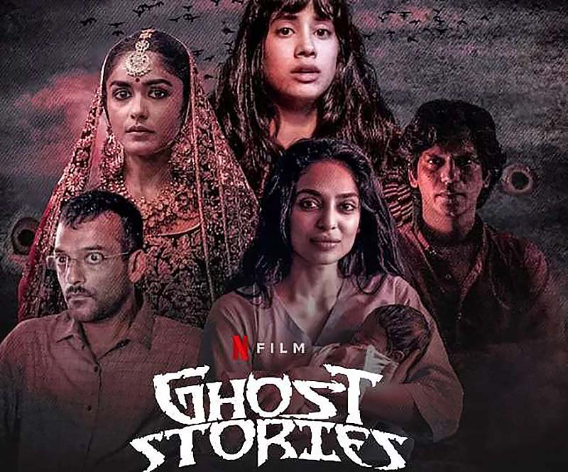 Ghost Stories Netflix Review 2020