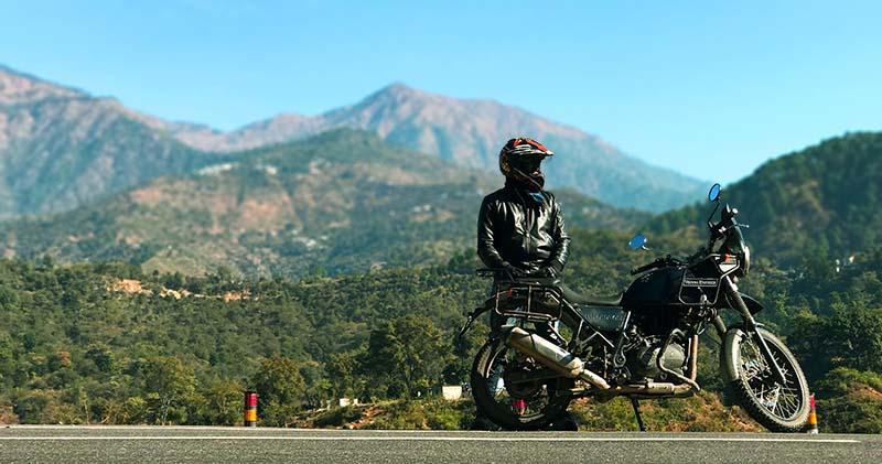 bike trip to auli