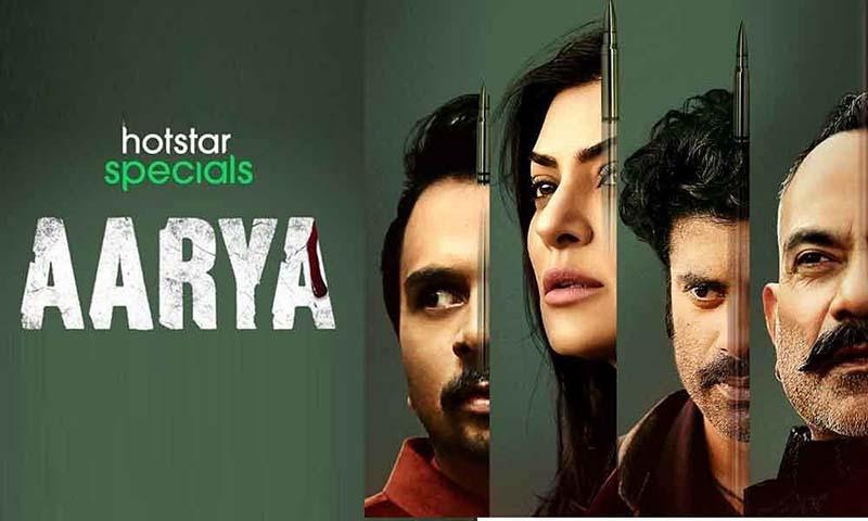 Aarya Web Series Review