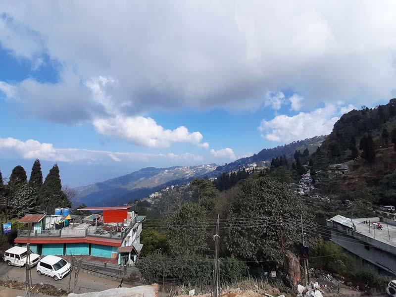 mountains of kurseong