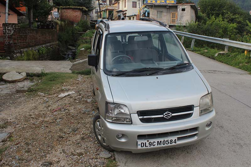 Dharamshala to Srinagar