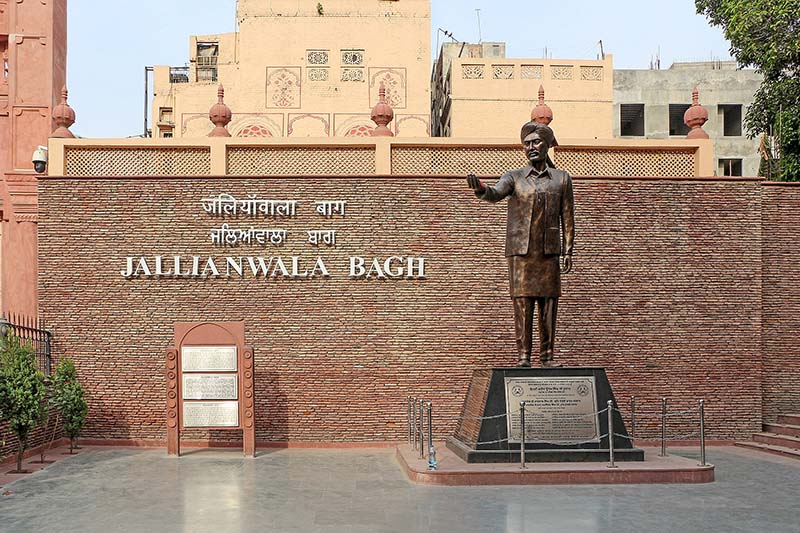 trip to Jallianwala Bagh and Wagah Border