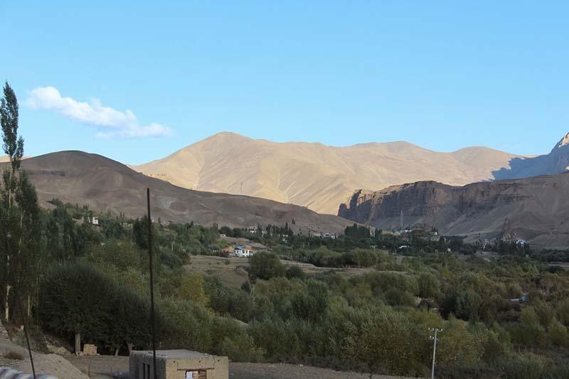 the town of lamayuru