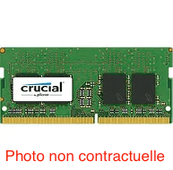 Memoire CRUCIAL 4Go PC2666 DDR4