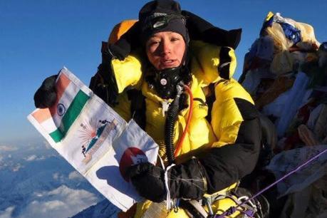 индийска-майка-еверест