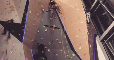 Отвори врати най-големият катерачен център у нас  – Walltopia Climbing&Fitness