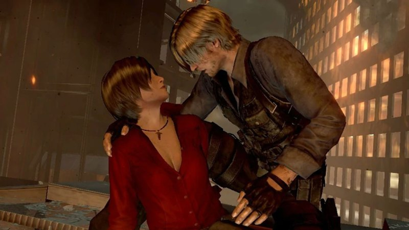 Favorite videogame ships - Ada and Leon