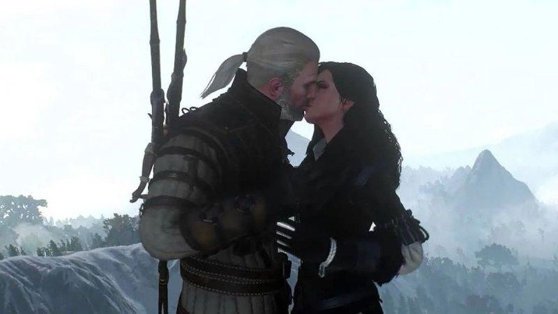 Favorite videogame ships - Geralt and Yen