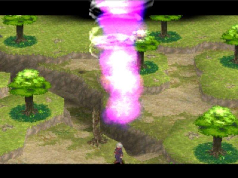 Romantic video game scenes - Breathe of Fire IV