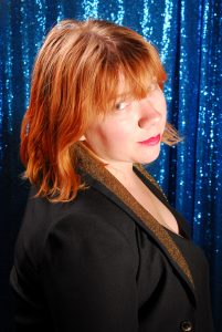 A headshot of Bethy Squires