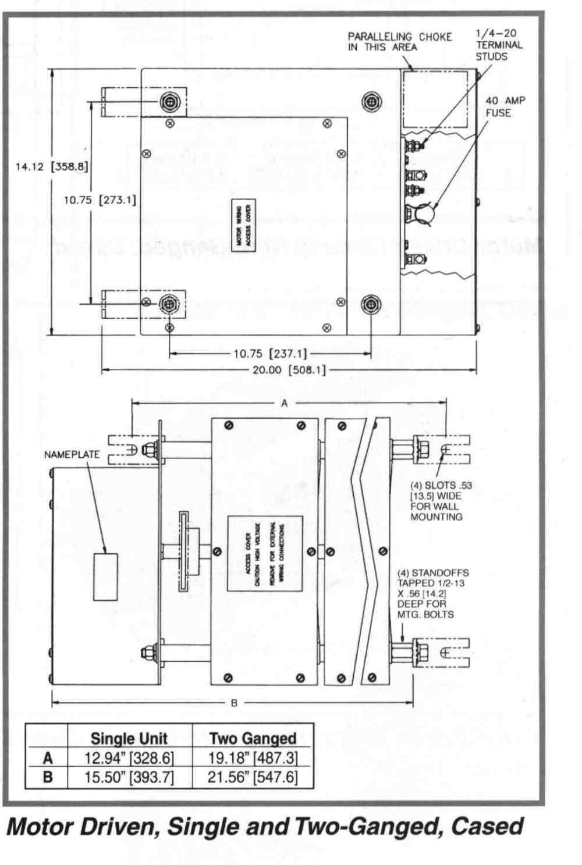 medium resolution of 5000 motor driven series variac drawings 6000 motor driven variac drawings