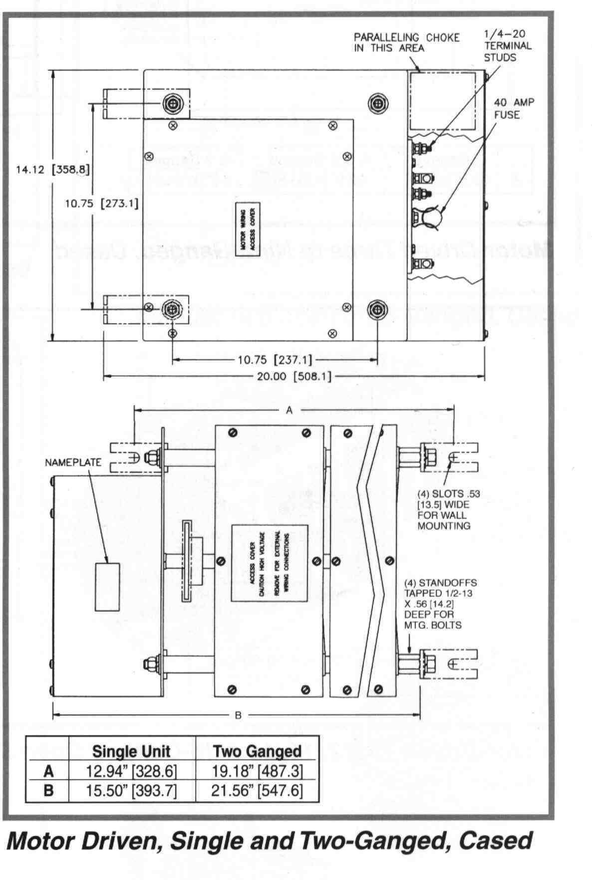 hight resolution of 5000 motor driven series variac drawings 6000 motor driven variac drawings