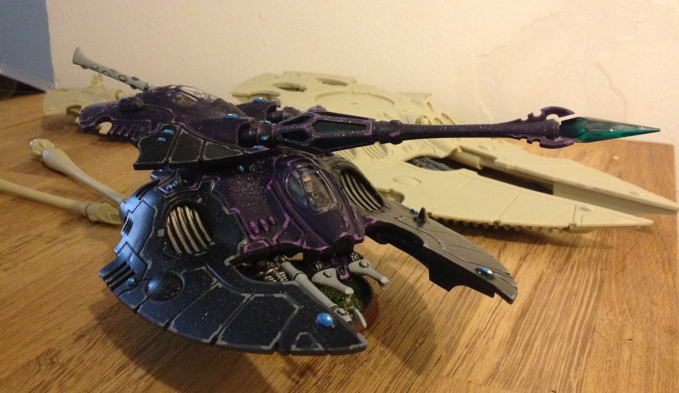 Eldar Codex Mega-Review Part 6: Tanks, Skimmers, Odds and Ends