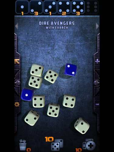 Review: Warhammer 40,000 Assault Dice