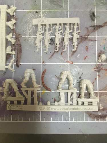 Review: Victoria Miniatures Female Arcadian Guard