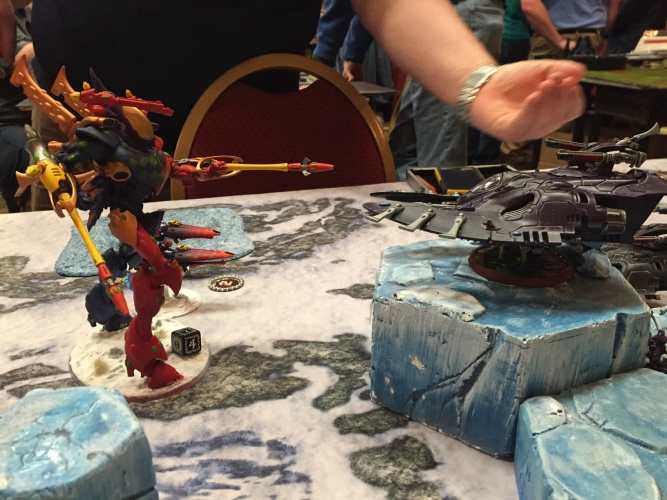 Warzone Atlanta: A View From the Tables