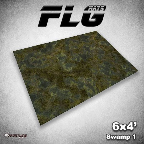 Review: Frontline Gaming's FLG Mats