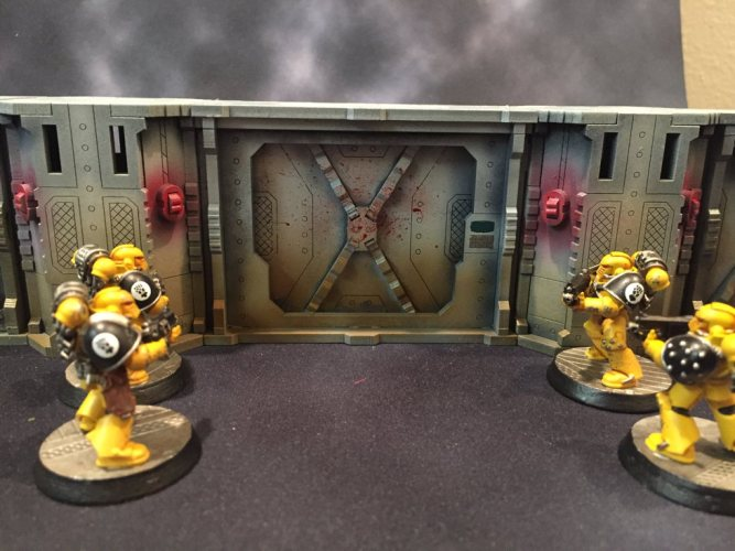 Doors and Corners: 'Deadbolt's Derelict' by Deathray Designs Review Part 2