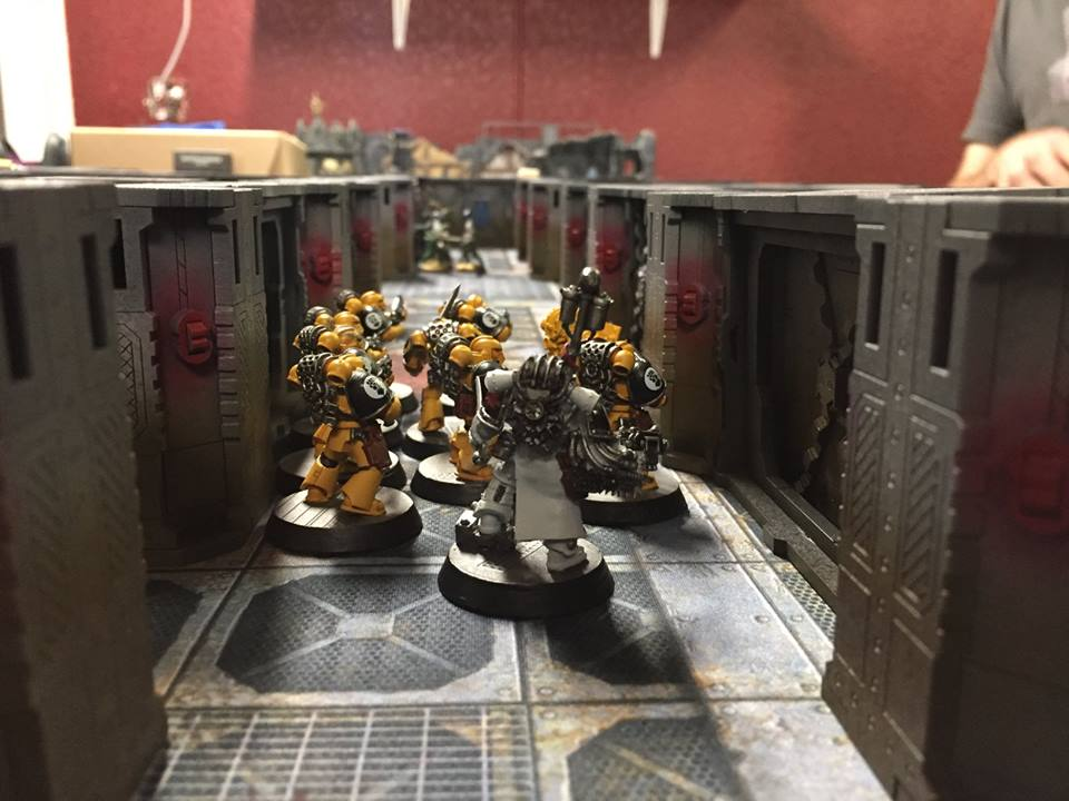 CQB: Draft Rules for 8th Edition Zone Mortalis – Variance Hammer