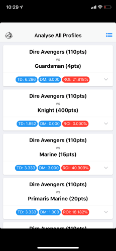 Review: MathHammer (Mobile App)