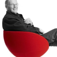 Fun Fact of the day: The Planet chair designed by Sven Ivar Dysthe