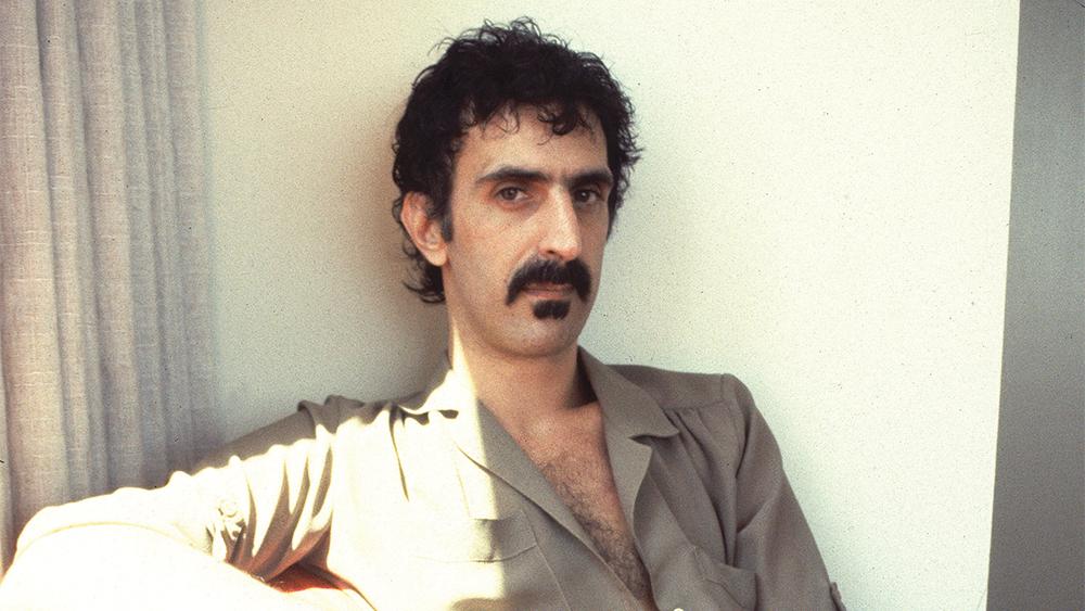 Frank Zappa Documentary: Alex Winter Directing - Variety