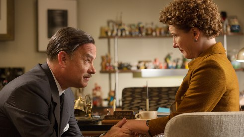"<p>Oscar voters aren't immune to the pleasures of tales that extoll the virtues and/or magic of the movies, as recent best pic winners ""Argo"" and ""The Artist"" loudly attest. Which means John Lee Hancock's ""Saving Mr. Banks"" starts its place in the race with that money in the bank. On one level a celebration of Walt Disney's genius for turning wonderful family entertainments into universal blockbusters with lots of ancillary rights, the real gold here is Emma Thompson's turn as novelist P.L. Travers, whose heart-wrenching memories of the loving but doomed father inspired the pic's titular character and gave emotional weight to her timeless classic, ""Mary Poppins."" Screenplay consideration for Kelly Marcel and Sue Smith will be significant. — Steven Gaydos</p><br /><br /><br /><br /><br /> <p> </p>"