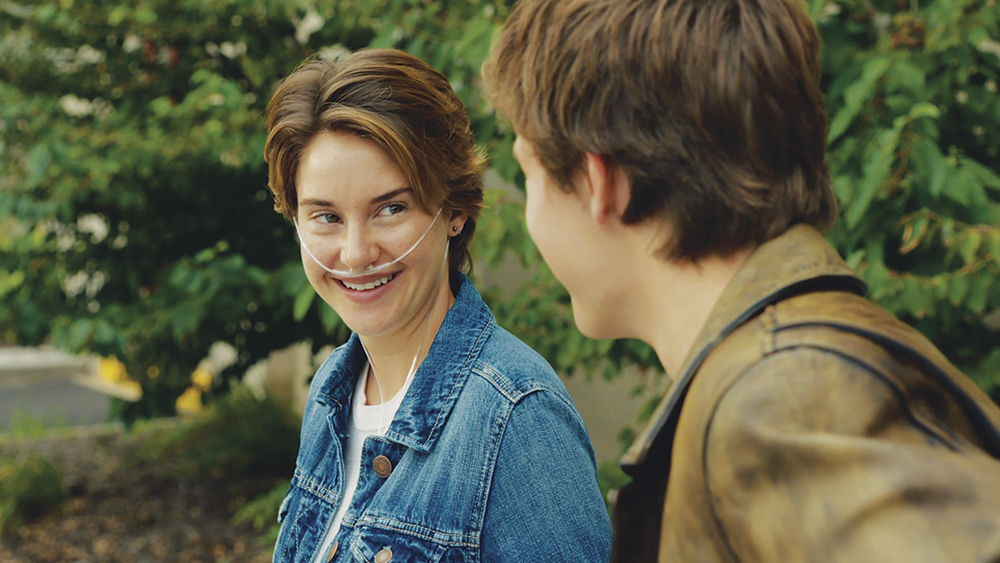 The Fault in Our Stars' Review: Shailene Woodley Stars in Cancer-Themed  Romance - Variety