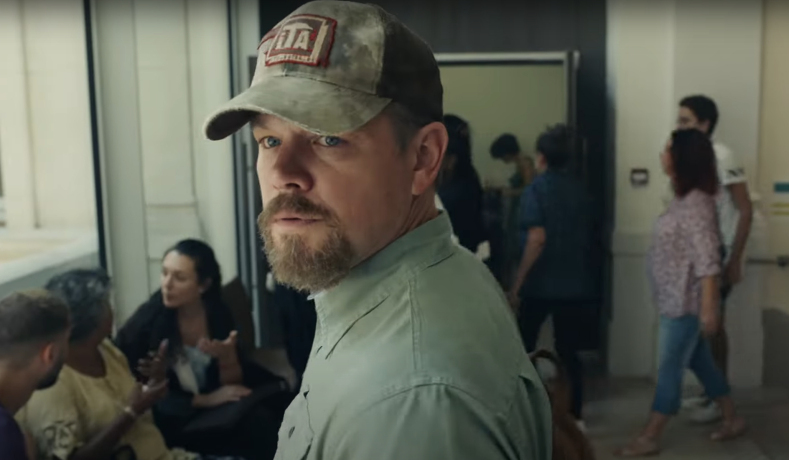 In 'Stillwater,' Matt Damon Finds the Humanity in a Trumper. Would You Expect Anything Less From Matt Damon? (Column)