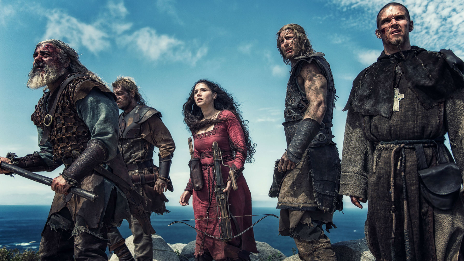 Nigel has over 20 years business experience in the uk film and television industry as a script editor, screenwriter, producer and distributor. Northmen Review A Respectable Viking Saga Variety