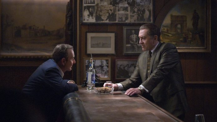 The Irishman' Review: Martin Scorsese's Coldly Enthralling Triumph - Variety