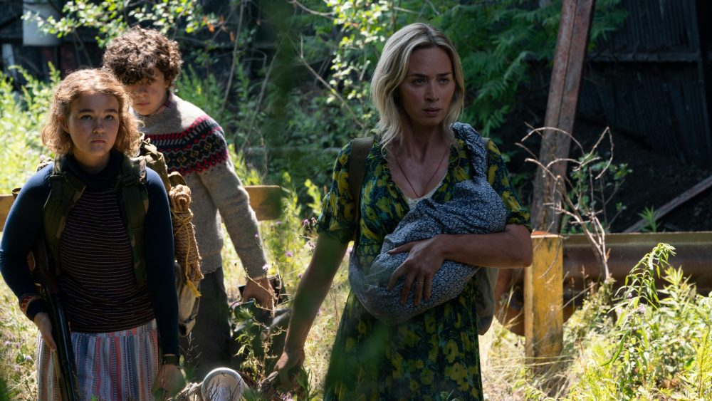 'A Quiet Place 2' Release Date Moves Up to May